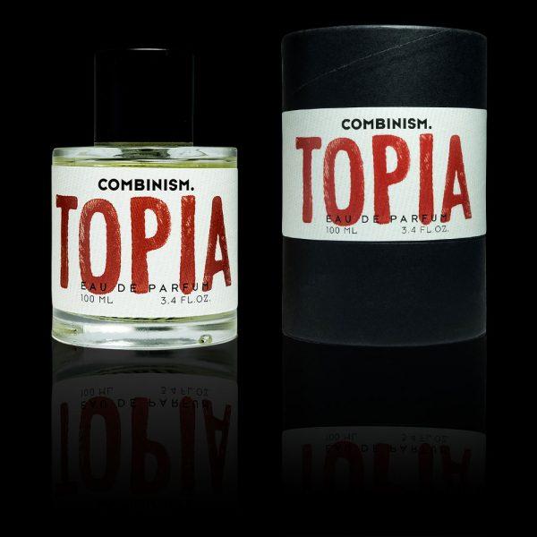 Parfum TOPIA 100 ml Combinism neu von AtelierPMP