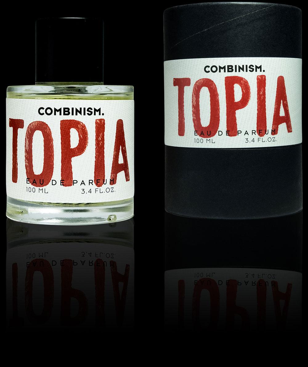 Parfum Topia 100 ml Combinism von AtelierPMP
