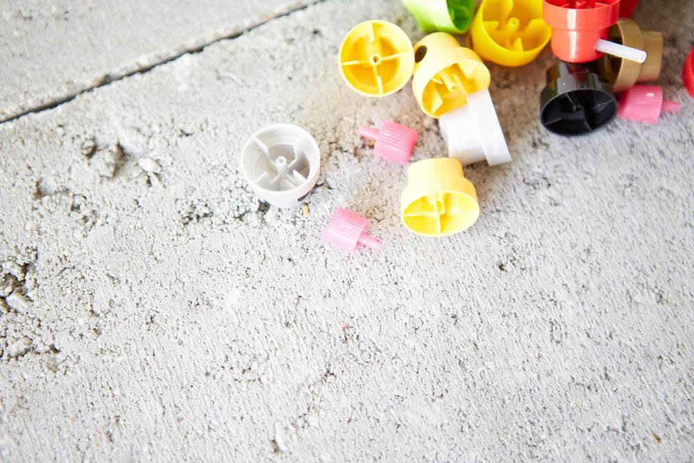 Sprühköpfe für Spraylackdosen